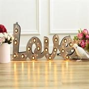LOVE цельная