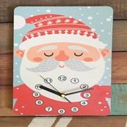 Часики Дед Мороз