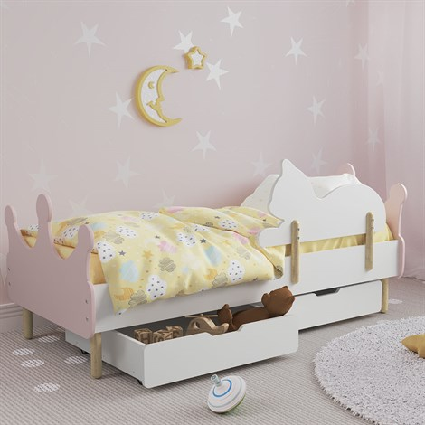 Кровать детская - фото 8230