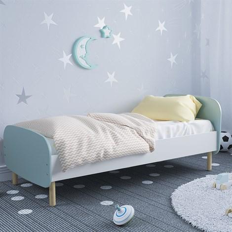 Кровать детская без наполнения - фото 8330