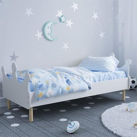 Кровать детская без наполнения - фото 8332