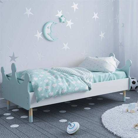 Кровать детская без наполнения - фото 8337