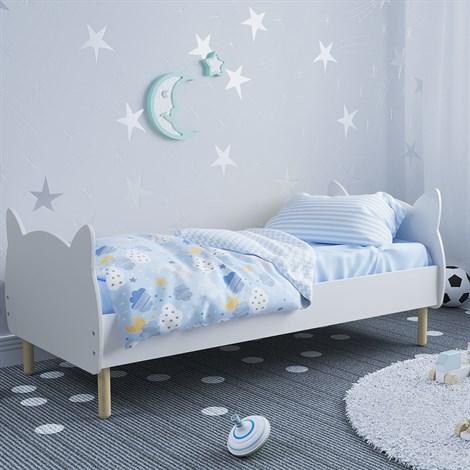 Кровать детская без наполнения - фото 8338