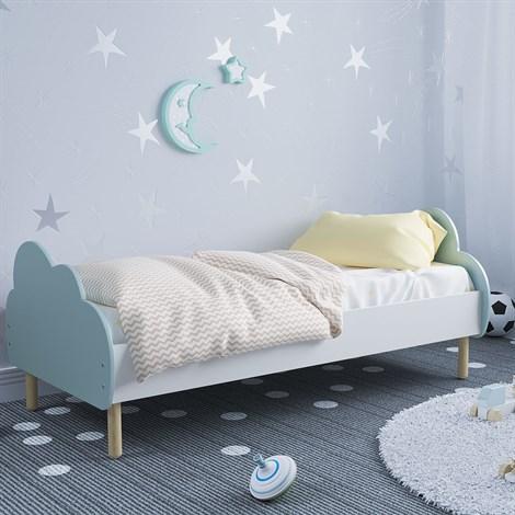 Кровать детская без наполнения - фото 8348