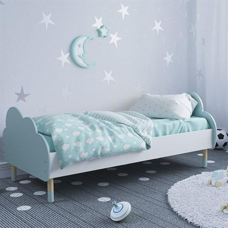 Кровать детская без наполнения - фото 8349